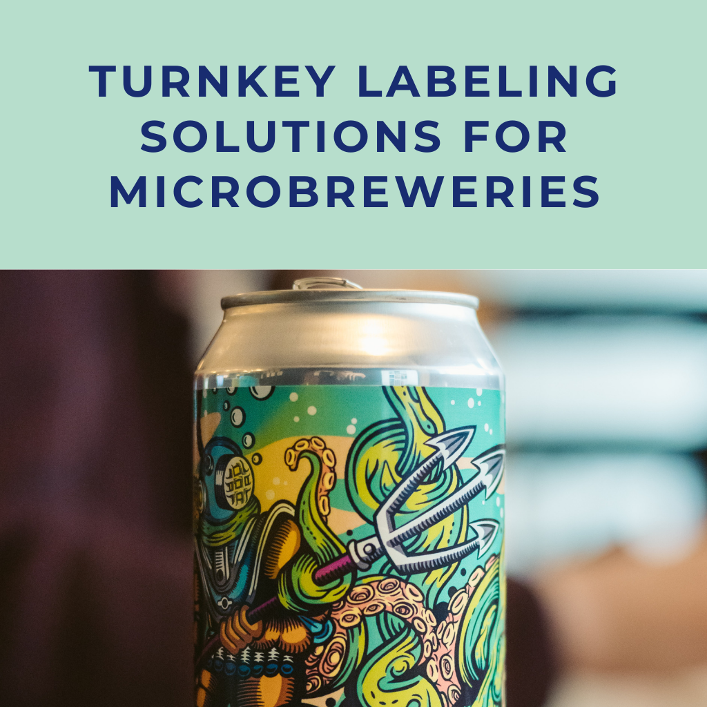Turnkey solutions for microbreweries